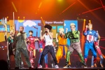 SUPER JUNIOR WORLD TOUR 'SUPER SHOW 5'!