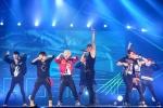 SUPER JUNIOR WORLD TOUR 'SUPER SHOW 5'.